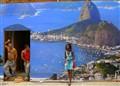 Flirting in Rio!
