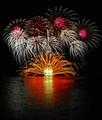 Fireworks @ MOA