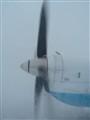 one propeller