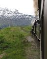 On the White Pass & Yukon