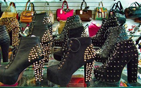 extreme footwear