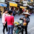 Shopping at Hanoi