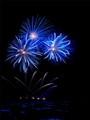 Fireworks in Santa Viola (verona)