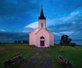 Ryssämarkka church