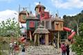 Czech Republic, Prague, ZOO - kid playground Bororo