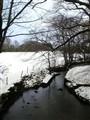 melted lake