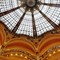 Stained Glass Ceiling of Galleries LaFayette