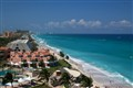 Cancun, Mexico. North Beach View