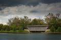 covered bridge Columbus IN
