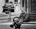 Boy On A Bench - Cape May, NJ