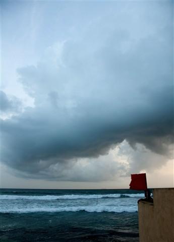 Inbound weather
