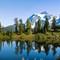 Mt Baker Pano