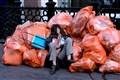 Trash Crash, London Street