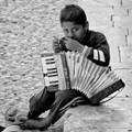 Rhodes Street Musician