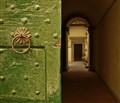 Doors in Cortona, Italy