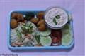 Basmati Rice with Mangoda and Boondi Raitha(India)