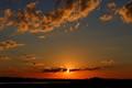 Skull Inlet Sunset