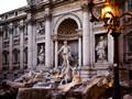 The Fontana di Trevi - Rome