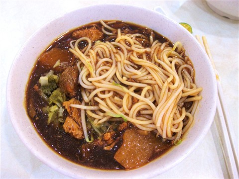 Monkey Head Mushroom Noodle 2