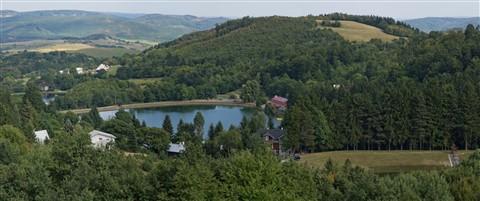 Water reservoirs - Bakomi, Vindsachta, Evicka, Stiavnicke Bane