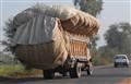Truckin' in India