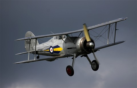 Battle of Britain - Gloster Gladiator