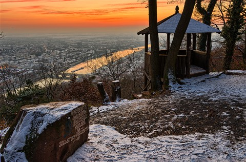 Sunset_Heidelberg