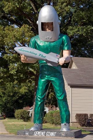 Gemini Giant 2