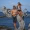 Nathalie Zach & Phillip Kervel for Olga Papkovitch Swimwear