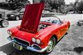 Red '62 Corvette