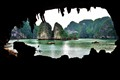 Deep Inside Halong Bay