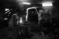 Classic Car Restoration - Mechanic
