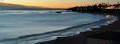 Last Sunlight on Chrismas Day 2013 - Laguna Beach, California