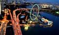 Night life @ Singapore