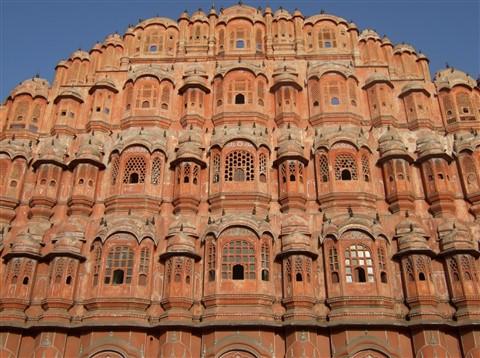 Hawa Mahal. Jaipur
