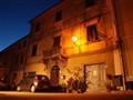 Tuscan street @ night