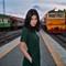 Shalika Chitkosolsuk, the Bangkok Railway Station: Shalika Chitkosolsuk, the Bangkok Railway Station Kaisern Chen Image Works   http://www.kaisernchen.com https://www.instagram.com/kaisernchen/  https://www.facebook.com/kaisern.chen
