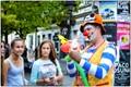 Creative clown