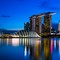 Marina Bay Sands Singapore - Reflective Waters