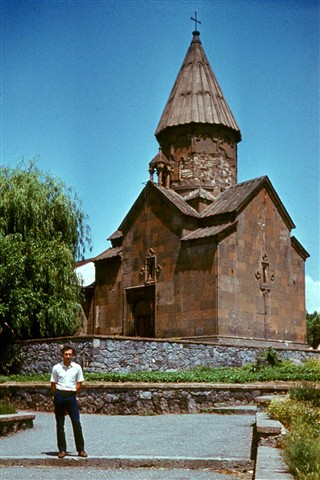 One of the oldest charches in Armenia