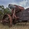 Old farm machine 1