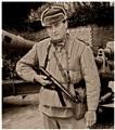 WW II Russian Soldier