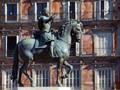 Statue of King Philip III