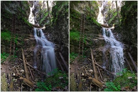 Vodopady-porovnanie