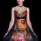 Model Beth M Donnelly for Designer Olga Papkovitch | Photographer Tony Filson