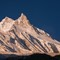 Manaslu Peaks at Sunrise, Around Manaslu trek, Nepal Himalayas