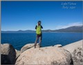 the bluest day - Lake Tahoe
