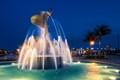 stuart florida sailfish fountain pre dawn