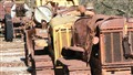 Rusted Tractors
