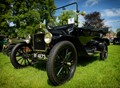 Model T Ford at Glamis Castle